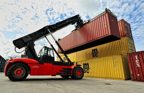 Перевозка грузов из Ирландии