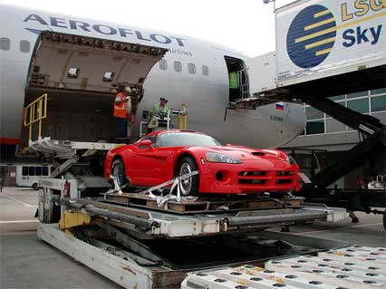 Авиаперевозки по всему миру