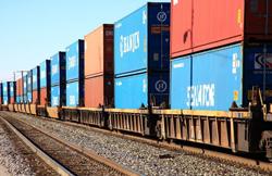 Железнодорожные перевозки грузов из Китая