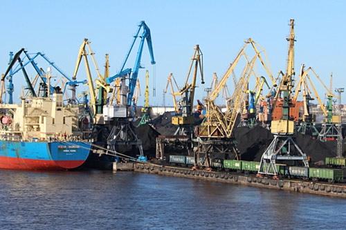 Экономическое положение портов стран Прибалтики