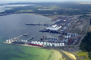 Усть-Луга вырывается в лидеры по грузообороту на Балтийском море