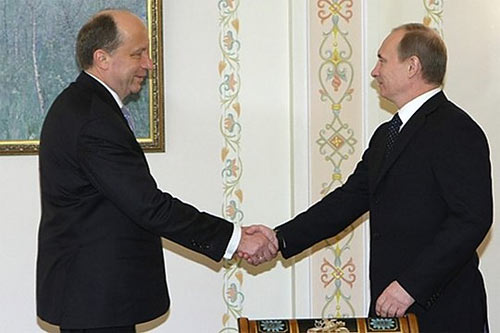 торговые отношения России и Литвы
