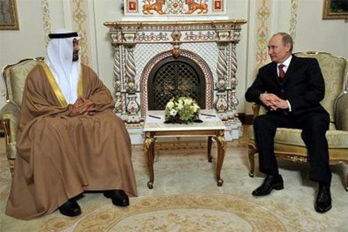 Объединенные Арабские Эмираты заинтересованы в экономическом взаимодействии с Россией