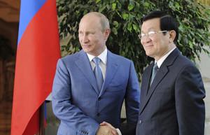 Товарооборот между РФ и Вьетнамом