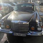 отправка на реставрацию Mercedes-Benz
