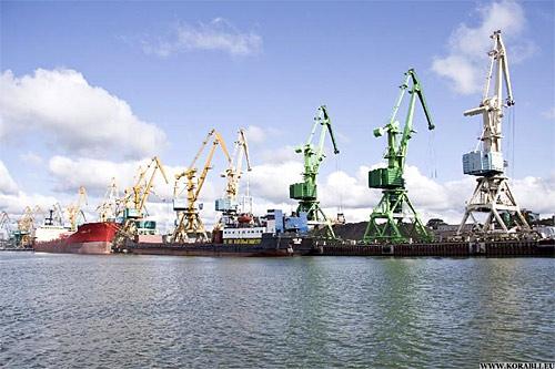 Влияние кризиса на порты стран Прибалтики