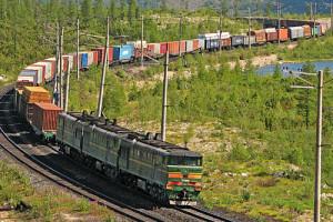 Грузоперевозки по транзитному коридору Восток-Запад