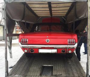 Доставка авто в Германию
