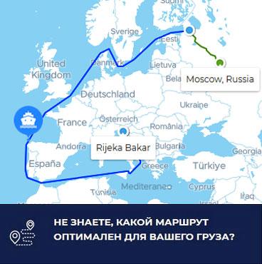 картинка морская перевозка из Хорватии