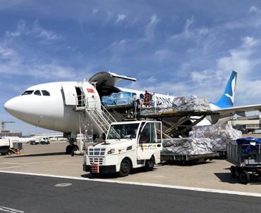 Авиаперевозка SVO – Москва