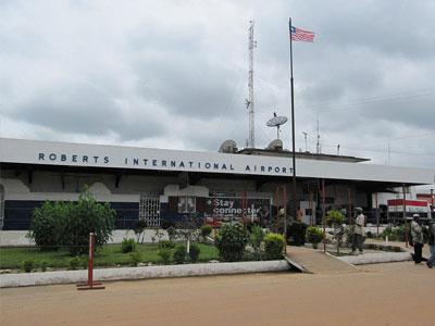 фото аэропорта Робертс в Либерии