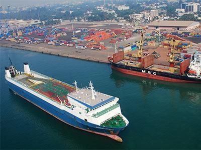 Benin's Port