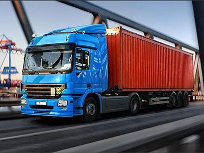 фото авто с контейнером