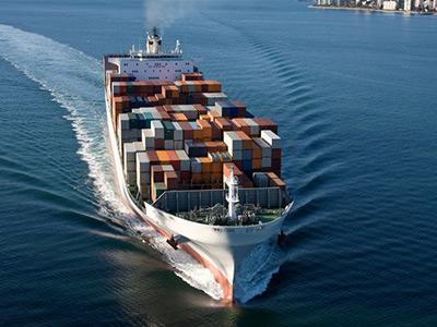 фото перевозка морем, контейнеры