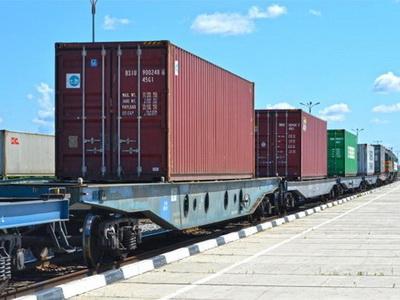 жд контейнерные перевозки