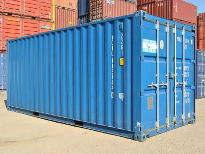 Перевозка грузов в контейнерах 40 футов