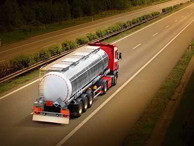 Перевозка танк-контейнерами